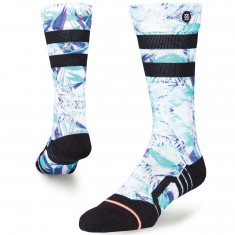 Stance Typhoon Snowboard Socks - Purple