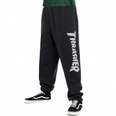 Thrasher Skulls Sweatpants - Black