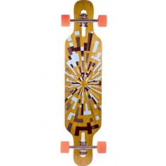Loaded Tan Tien Longboard Skateboard Complete: Old Graphic