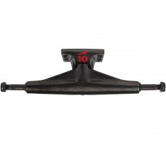 Tensor Alum Lo Skateboard Trucks - Black