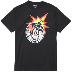 The Hundreds X Animaniacs Anibomb T-Shirt - Black