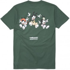 The Hundreds X Animaniacs Falling T-Shirt - Forest