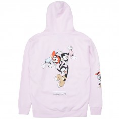 The Hundreds X Animaniacs Wakko Yakko Hoodie - Pink