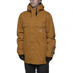 Thirty Two Bronson Snowboard Jacket - Copper