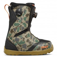 Thirty Two Lashed Double Boa Snowboard Boots 2018 - Camo