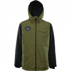 Thirty Two Sesh Snowboard Jacket - Olive