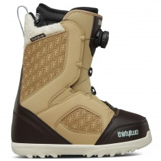 Thirty Two STW Boa Womens Snowboard Boots 2018 - Tan/Black
