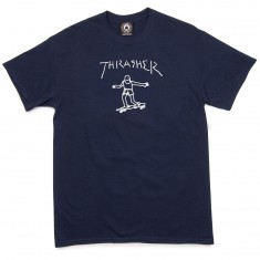 Thrasher Gonz T-Shirt - Navy