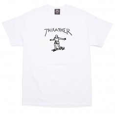 Thrasher Gonz T-Shirt - White