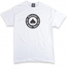Thrasher Oath T-Shirt - White
