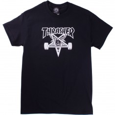 Thrasher Skate Goat T-Shirt - Black