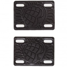 "Thunder 1/8"" Riser Pad Set - Black"
