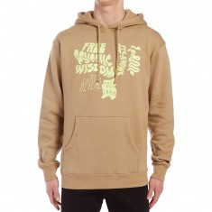 CCS Toll Free Hoodie - Sand