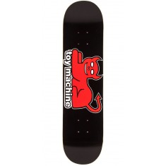 Toy Machine Devil Cat Skateboard Deck - 7.625""