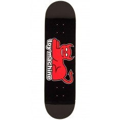 Toy Machine Devil Cat Skateboard Deck - 8.375""