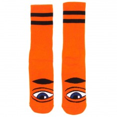 Toy Machine Skateboards Sect Eye Sock III Socks - Orange