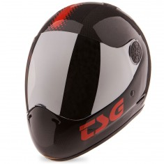 TSG Pass Helmet - Carbon