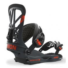 Union Flite Pro Snowboard Bindings 2018 - Dark Grey