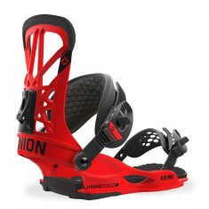 Union Flite Pro Snowboard Bindings 2018 - Red