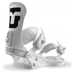 Union Force Snowboard Bindings 2018 - White