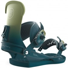Union Milan Womens Snowboard Bindings 2018 - Olive