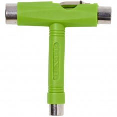 Unit Tool Skateboard Key - Neon Green