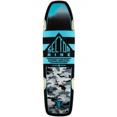 "Sector 9 Ninety Five Longboard Deck - 30.5"" - Blue"