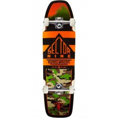 """Sector 9 Ninety Five Longboard Complete - 30.5"""" - Red"""