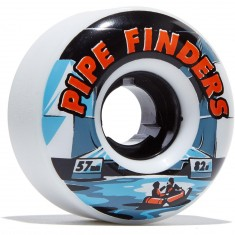 Venom Pipe Finders Longboard Wheels