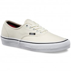 Vans Authentic Pro Shoes - White/White