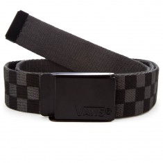 Vans Deppster Web Belt - Black/Charcoal