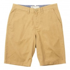 Vans Dewitt Shorts - New Khaki Heather