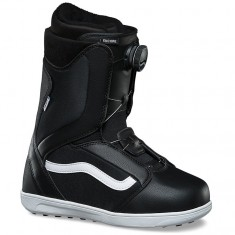 Vans Encore Womens Snowboard Boots - Black/White