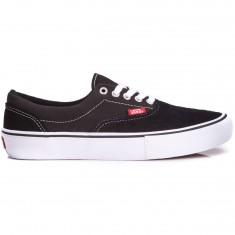 Vans Era Pro Shoes - Black/White/Gum