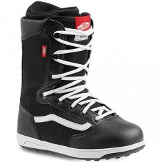 Vans Mantra Snowboard Boots - Black/White/Red