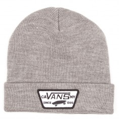 Vans Milford Beanie - Heather Grey
