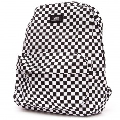 Vans Old Skool II Backpack - Black/White Check