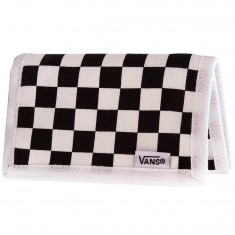 Vans Slipped Wallet - Black/White