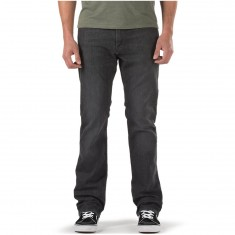 Vans V56 Standard Pants - Worn Black