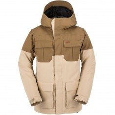 Volcom Alternate Snowboard Jacket - Khaki