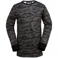 Volcom Crew Base Layer Shirt - Camouflage