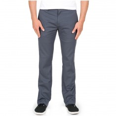 Volcom Frickin Modern Stretch Chino Pants - Charcoal
