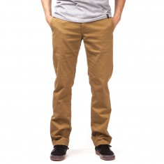 Volcom Frickin Modern Stretch Pants - Dark Khaki