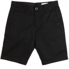 Volcom Frickin Modern Stretch Shorts - Black