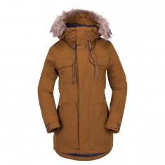 Volcom Shadow Insulated Snowboard Jacket - Copper