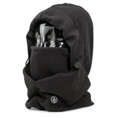 Volcom Travelin Hood Thingy Balaclava - Black