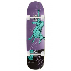 Welcome Fairy Tale On Wicked Queen Skateboard Complete - Nora Vasconcellos - Metallic Lavender - 8.60""