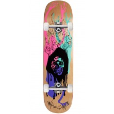 Welcome Here It Comes On Amulet Skateboard Complete - Natural - 8.125""