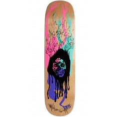 Welcome Here It Comes On Amulet Skateboard Deck - Natural - 8.125""