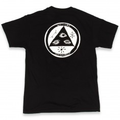 Welcome Talisman T-Shirt - Black/White
